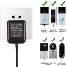 EU AU US UK PLUG Power Adapter Supply for The Ring Video Doorbell Ring Video Doorbell 2 amp Ring Video Doorbell Pro 110V-240V Imput cheap Amityke USB Output for IP Video Intercom Ring Wireless Doorbell 110V-240V Imput 110V-120V 230V-240V