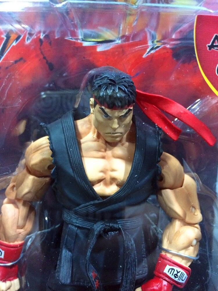 Street Fighter IV Action Figures 18cm 12