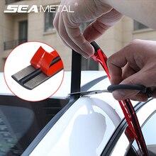 Автомобильные резиновые уплотнительные полосы для кромок крыши автомобиля уплотнительные полосы для авто крыша лобовое стекло герметик протектор герметичная лента уплотнения окон для авто