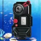 Aluminum alloy Diving Case For Huawei P6 P7 P8 P9 P10 P20 P30 Lite Plus pro mini Cover Waterproof underwater photography - 3