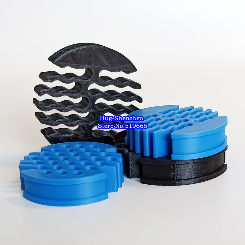 24holes Network Cable Management Cable Comb Router Network Cabinet Machine Room Wiring Tools For Category 5/6 Network Cable