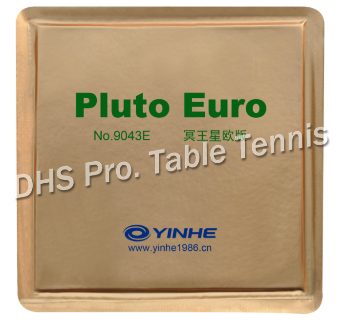 Yinhe Pluto Euro No.9043E Pimples Out Table Tennis Rubber Sheet With Sponge For Table Tennis Racket