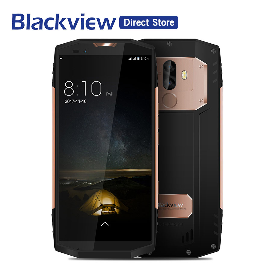 Blackview BV9000 Pro 6GB 128GB Smartphone Pump Express3.0 Octa Core Face Recognition