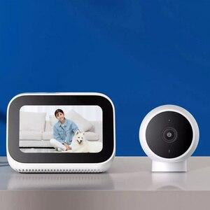 Image 2 - Xiaomi Mijia Smart Camera Standard 2k 1296P 180 Angle 2.4G WiFi IR Night Vision Camera for Home