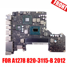 Laptop I5 820-3115-B SR0N0 Macbook A1278 for Pro 13-Logic-System Board Sr0n0/2.5ghz/Mainboard/100%work
