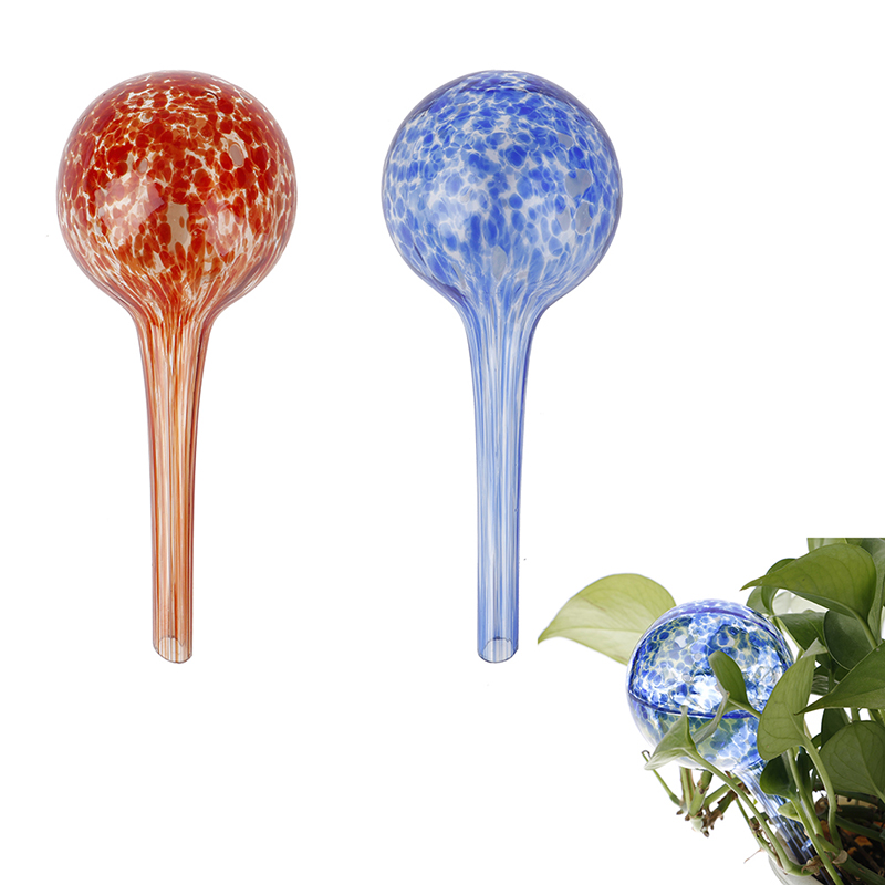 100ml Self Automatic Drip Irrigation Ball Lazy Watering Device Camouf Bulbs Globes Plant Flowers Bonsai Waterer For Garden