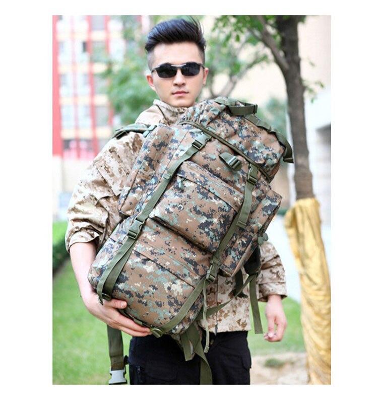 ao ar livre militar tático mochila caminhadas