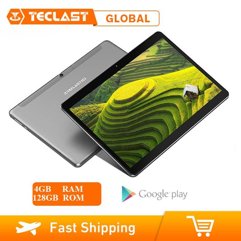 Teclast M20 タブレット PC 10.1 インチのアンドロイド 8.0 4 ギガバイトの RAM 128 ギガバイト ROM MT6797 1.4 2.4ghz デカコア CPU 5.0MP カメラ 1920 × 1200 タブレット  グループ上の パソコン & オフィス からの Android タブレット の中 1