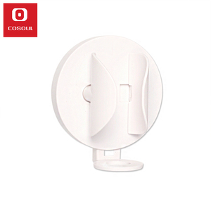 Image 1 - Suporte elástico de escova de dentes, segurador de parede elétrico para escova de dentes, cabo para economizar espaço, mantém o seco, suporte elétrico para escova de dentes