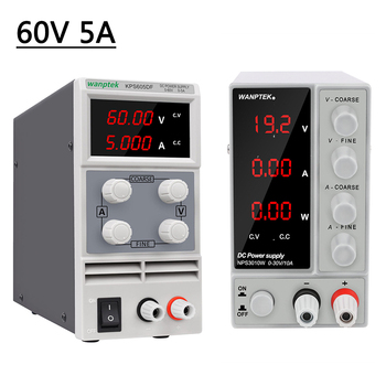 Laboratory Switching Power Supply Adjustable 60V 5A Lab Bench Power Supplies Digital Voltage Stabilizer Suitable For Phones