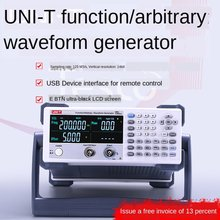 Ulead UTG9005C-II function signal generator 2M/5M waveform frequency meter square wave pulse signal source(China)