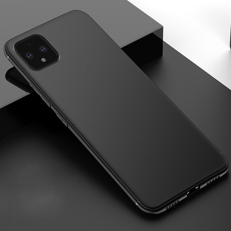 For Google Pixel 4 Case Ultra Thin Soft TPU Case Cover On For Google Pixel 4 XL Pixel4 Funda Coque image