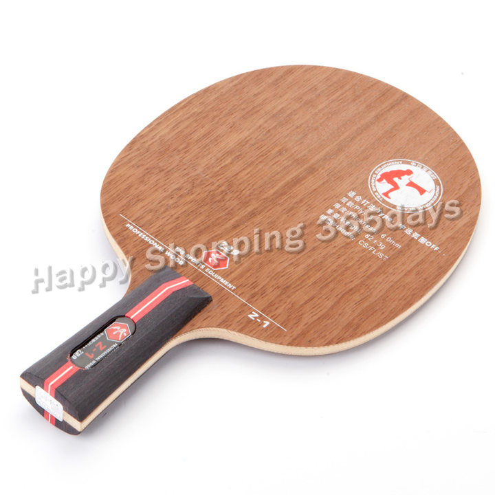 Friendship 729 Z1 (Z-1) Table Tennis Blade (5 Ply Wood, Loop Style) Racket Ping Pong Bat Paddle