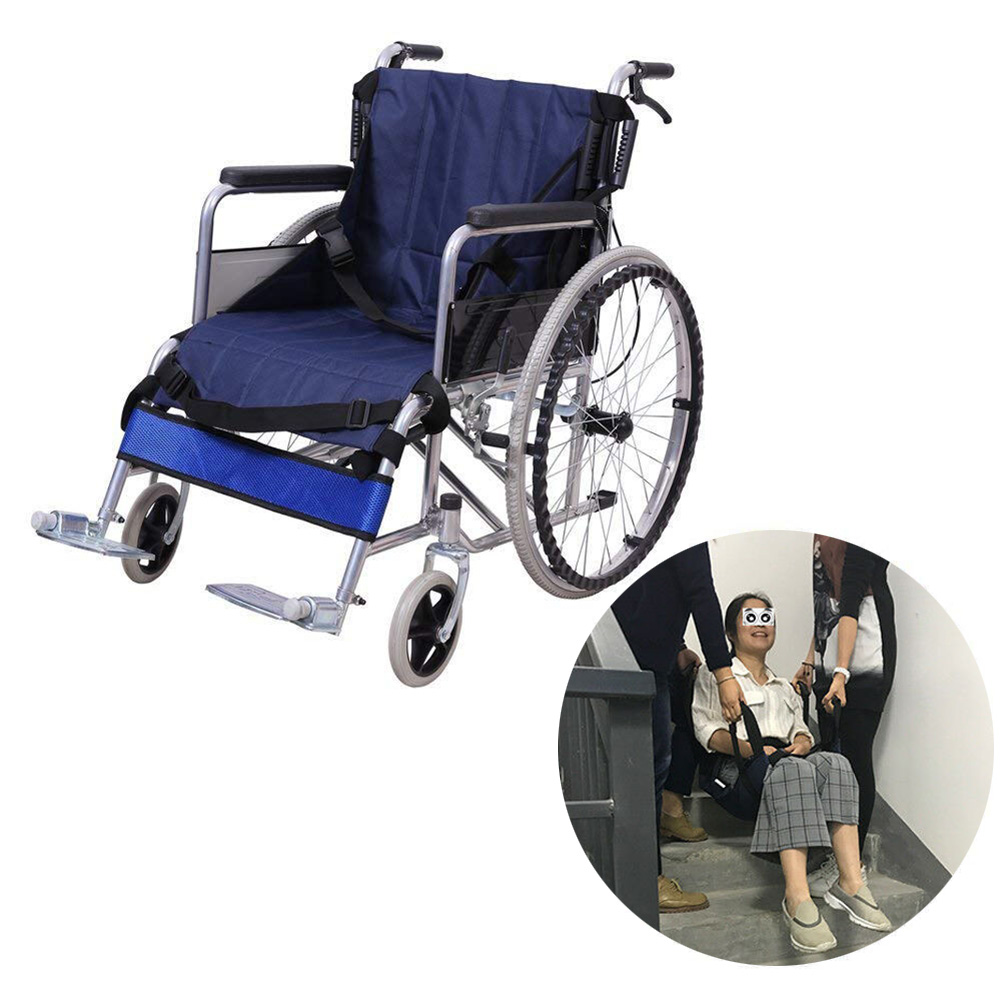 High Quality Wheelchair Transfer Seat Pad Boards Patient Lift Stair Slide Board Transfer Belt UEJ
