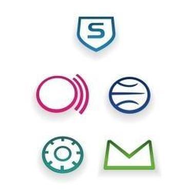 Applications de Seguridad Sophos (MPAJ3CSAA) Расширенная защита электронной почты 5 Офисное ПО   