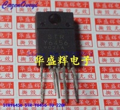1pcs/lot STRY6456 STR-Y6456 Y6456 TO-220F