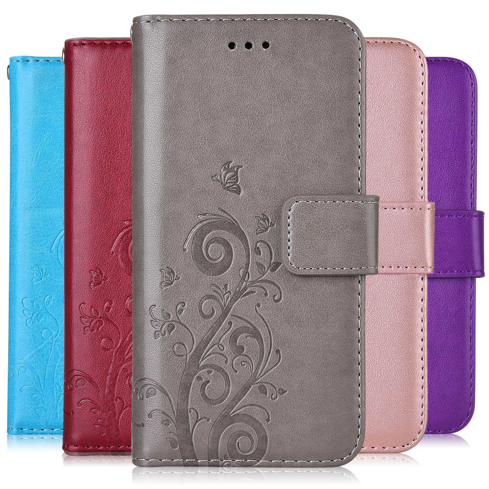 Untuk Di J7 2016 Samsung J700 Kulit Dompet Case untuk Samsung Galaxy J7 2016 J710 J710F Cover UNTUK Samsung J7 J 7 2016 J72016 Case