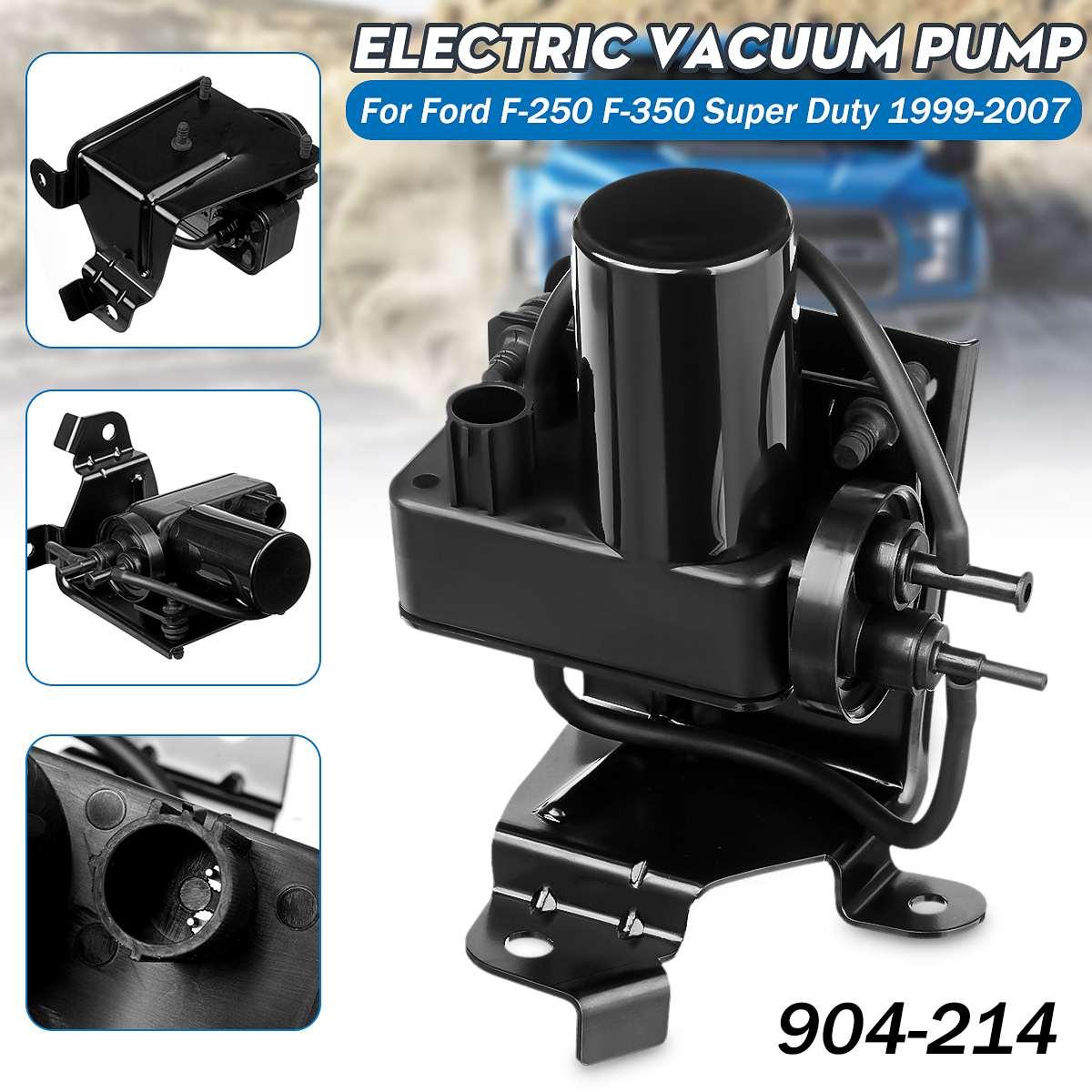 Car Diesel Electric Motor Vacuum Pump For Ford F-250 F-350 F-450 F-550 Super Duty For Dodge Ram 2500 3500