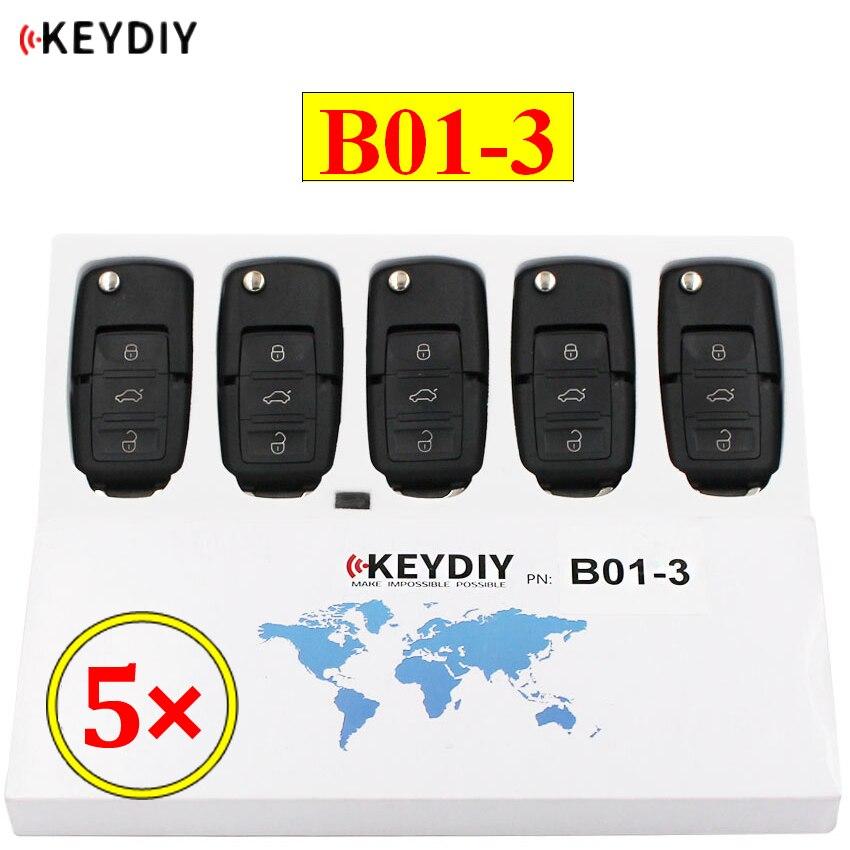 5 шт./лот KEYDIY серии B B01-3 3 кнопки универсальный пульт дистанционного управления для KD900 URG200 KD-X2 мини KD для того, чтобы создать новый пульт диста...