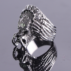 FDLK Movie Alien Predator Finger for Men Gothic Style Ring High Quality Zinc Alloy Jewelry
