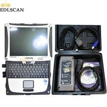 CF19 DLA JCB koparka koparka narzędzie diagnostyczne elektroniczne narzędzie serwisowe JCB DLA zestaw diagnostyczny