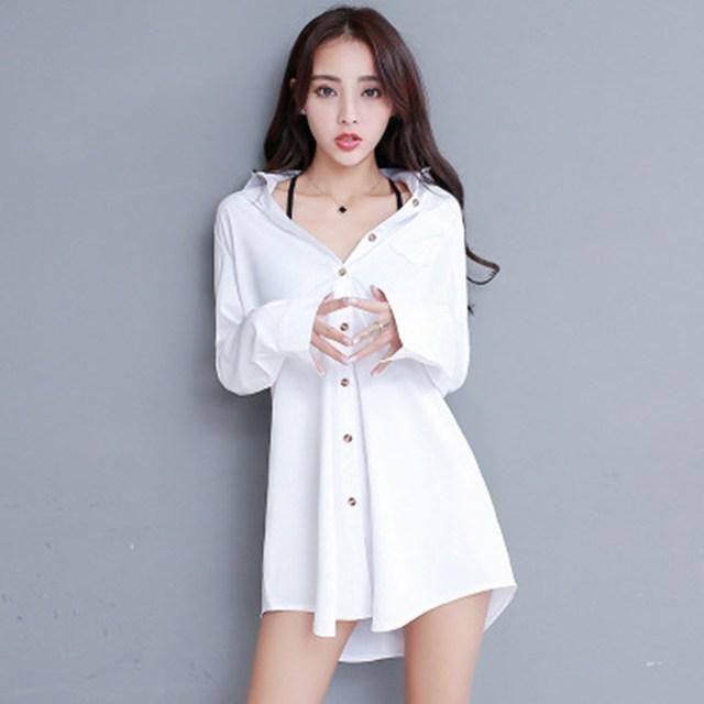 White Shirt Women's Blouse 2020 Long Sleeve Autumn Blusas Plus Size Casual Vintage Winter Pink Chemisier Femme Tops Blusa Ladies 1