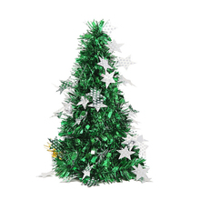Festival Christmas Tree Xmas DIY Home Tabletop Artificial Ornaments Decorations For Office Party Supplies
