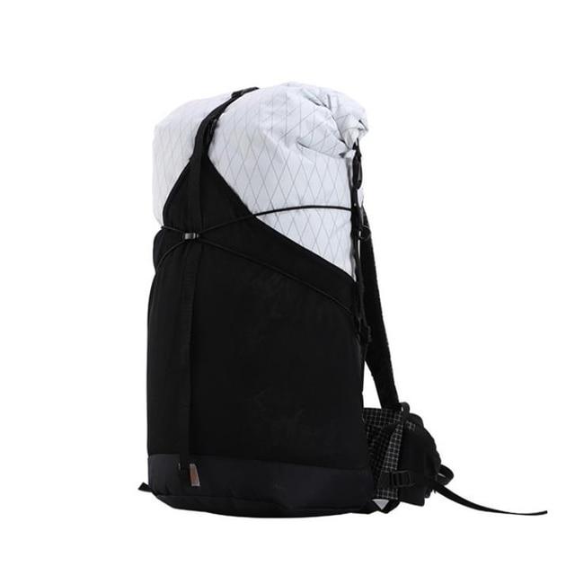 3F UL GEAR GuiJi 35L Ultralight Frameless Backpack XPAC & UHMWPE 2