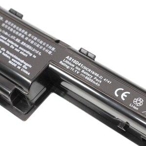 Image 2 - Golooloo 6600 5200mahノートパソコンのバッテリーacer aspire AS10D31 AS10D41 AS10D51 AS10D61 AS10D71 AS10D75 AS10D75 AS10D81 AS10G31 AS10D5E