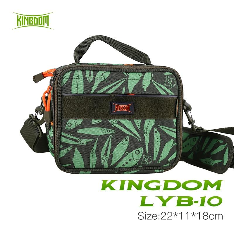 Купить сумка для рыболовной катушки kingdom водонепроницаемая нейлоновая