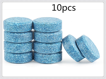 The New Auto Accessories 10PCS = 40L car windshield cleaner for Volvo ReCharge Heico Caresto T6 Toyota Infiniti image