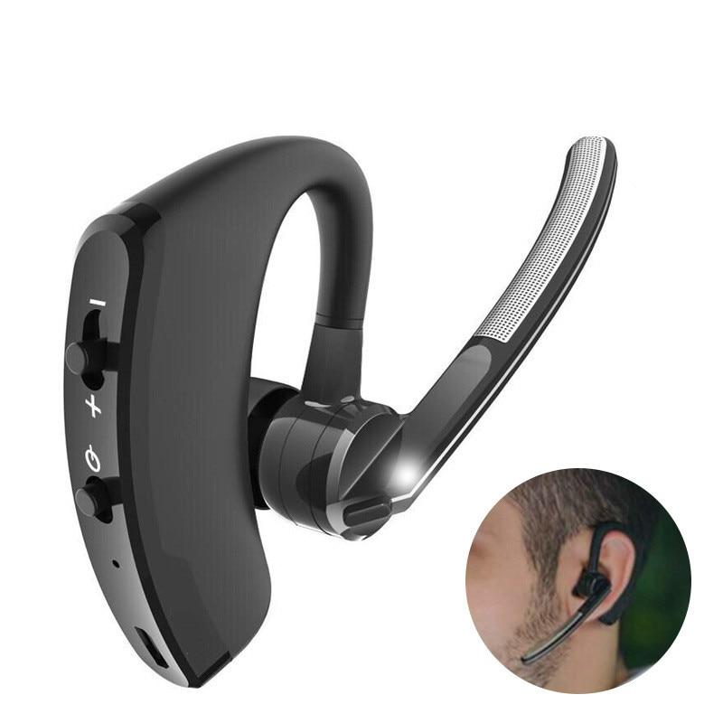 Новые беспроводные Bluetooth-наушники V8 с Hi-Fi стерео HD микрофоном, гарнитура для режима «свободные руки», стереонаушники для Samsung, iPhone, Xiaomi, наушн...