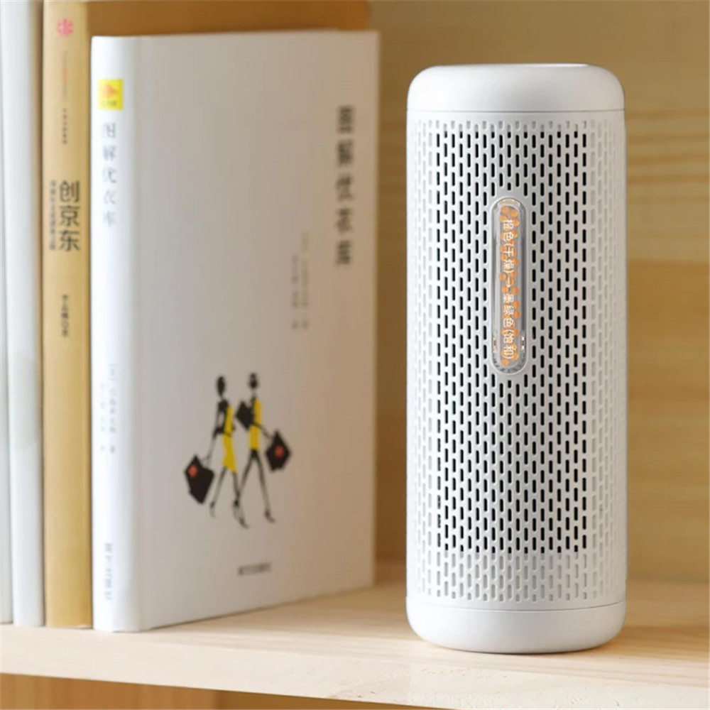 Mini Portable Dehumidifier Cycle Air Moisture Dryer Ceramic PTC Reusable Humidity Absorber For Home Office