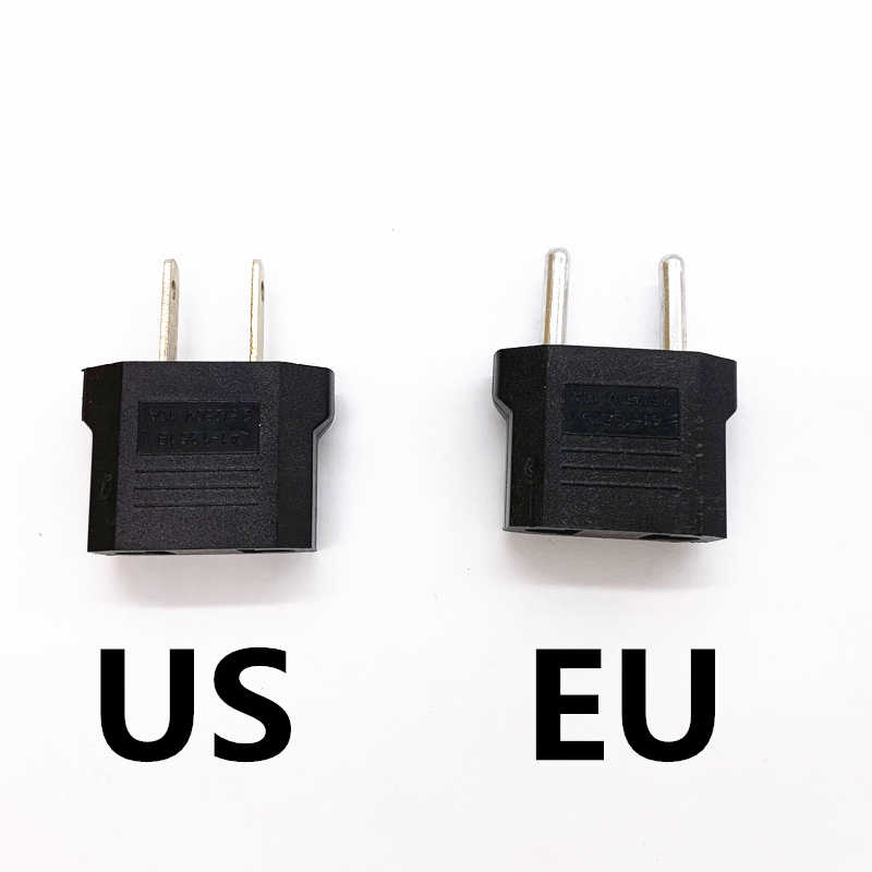 1 Pcs Europese Us Eu Plug Adapter Amerikaanse Japan China Ons Eu Euro Travel Power Adapter Plug Stopcontact Converter socket