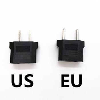 1 шт. Европейский США ЕС вилка адаптер Американский Япония Китай США в ЕС ЕВРО Путешествия адаптер питания розетка Конвертер розетка