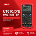 UNI-T UT61E Цифровой мультиметр истинный RMS пиковый измеритель PC подключение AC DC напряжение относительный режим 22000 отсчетов Удержание данных Ав...