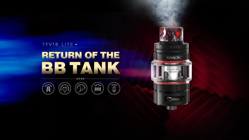 SMOK TFV16 Lite Tank 5ml Atomizer