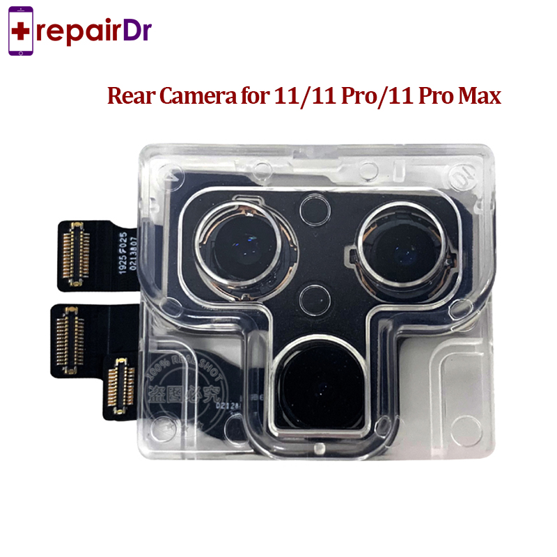 Back Facing Camera For IPhone 11 Pro Max Front Camera Module For IPhone 11 Pro Replacement Front Rear Camera  For IPhone 11