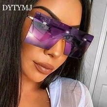 Роскошные дизайнерские солнцезащитные очки dyymj женские квадратные