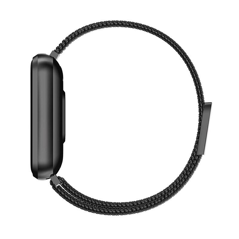 Chine montre intelligente Mobile étanche OLED écran Bluetooth Sport Fitness Tracker hommes femmes Smartwatch pour IOS Android téléphone - 5