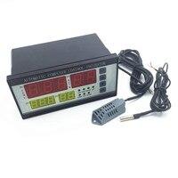 Gratis verzending XM 18 Incubator Controller AC 180 V 240 V  50HZ Met temperatuur en vochtigheid detector XM Incubator Controller-in Solderings stations van Gereedschap op