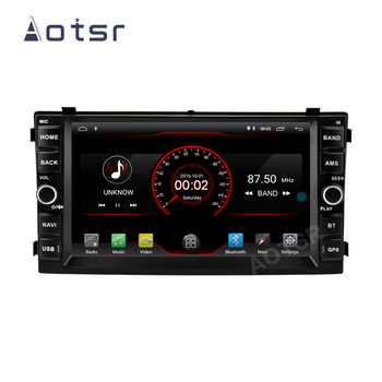 AOTSR Android 10 Car Radio Coche For Kia Ceed 2007 2008 2009 Central Multimedia Player GPS Navigation IPS CarPlay DSP AutoRadio image