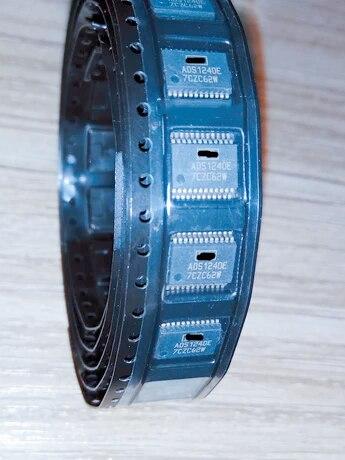 Для детей возрастом от 5 до 10 шт. Новый Ads1240e ssop-24 аналого-цифрового преобразователя чип