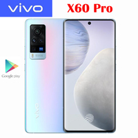 Original Official New VIVO X60 Pro 5G Cell Phone Exynos 1080 Octa Core 6.56inch AMOLED 120Hz Rate Reflash NFC 33W 4200Mah 48.0MP 2