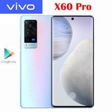 Nowy oryginalny oficjalny smartfon VIVO X60 Pro 5G Exynos1080 Octa Core 6.56 cala AMOLED 33W 4200Mah 48.0MP 120Hz szybkość Reflash NFC