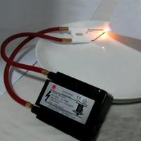 Electrodo de encendido de cerámica, quemador de combustible ignífugo de alta tensión, quemador de aceite residual aguja de encendido de cerámica, ignitor, spark plug