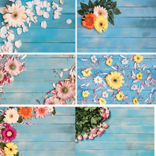 SHENGYONGBAO Vinyl Custom Photography Backdrops Prop Wooden Planks Theme Photography Background  191102BV-05 shengyongbao art cloth digital printed photography backdrops wood planks theme prop photo studio background jut 1631