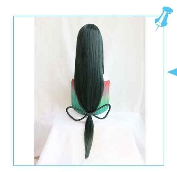 Мой герой Academy Asui Tsuyu синтетический парик темно-зеленый лицевой волос Хэллоуин косплей для взрослых женщин концертные вечерние ролевые игры