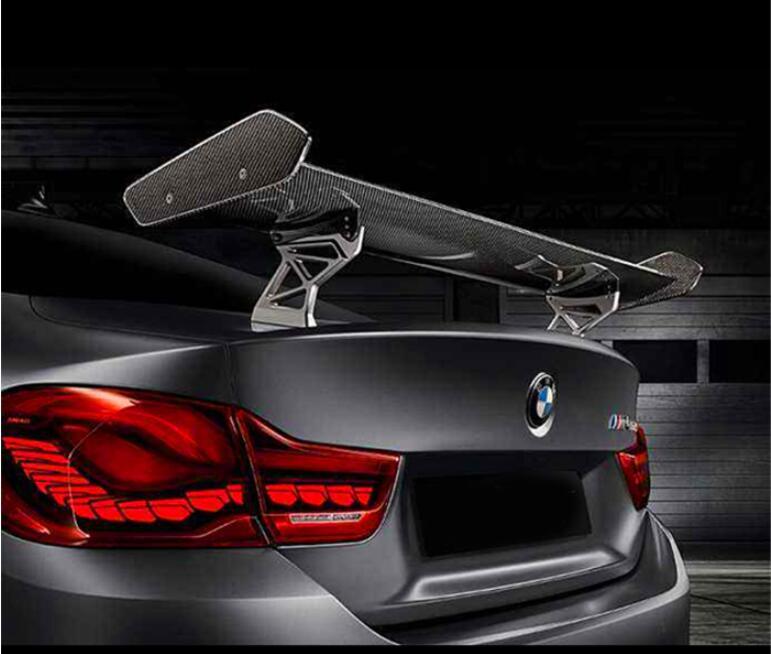 Rear Spoiler For BMW M Ser F80 M3 F83 M4 Carbon Fiber Rear Spoiler Trunk 2015+