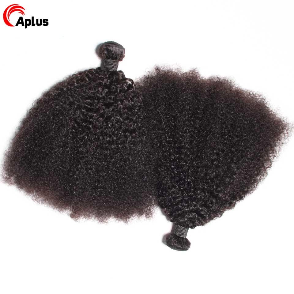 Tissage-en-lot-mongol-naturel-Non-Remy-Black-Cheveux-cr-pus-boucl-s-Afro-Extensions-de (2)